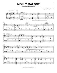 Molly Malone (Cockles & Mussels) [Classical version] (arr. Phillip Keveren)