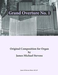 Grand Overture No. 1 - Organ