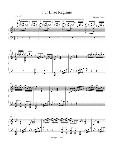 free sheet music piano - ragtime - download pdf, mp3 & midi  free-scores.com