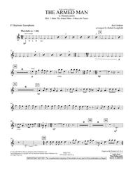 The Armed Man (from A Mass for Peace) (arr. Robert Longfield) - Eb Baritone Saxophone