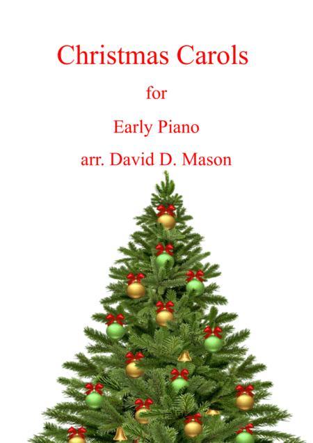Christmas Carols for Early Piano