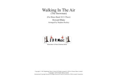 Walking In The Air for Brass Band 10 Piece