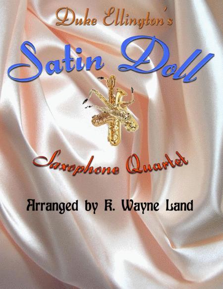 Satin Doll (Sax Quartet)