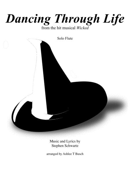 Dancing Through Life for Solo Flute