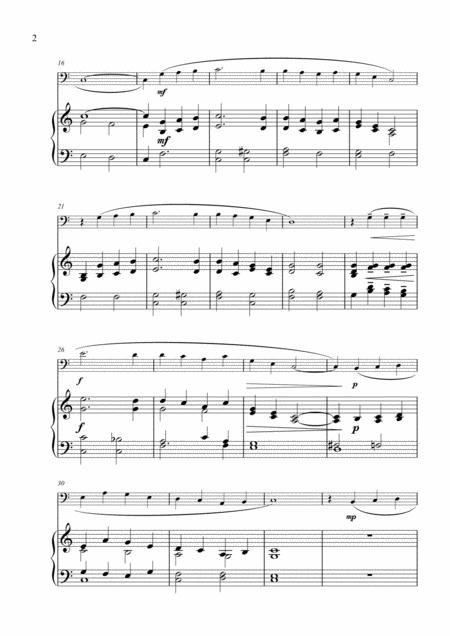 Preview Danny Boy For Solo Cello And Piano By Traditional