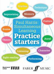 Paul Harris -- Simultaneous Learning Practice Starter Cards