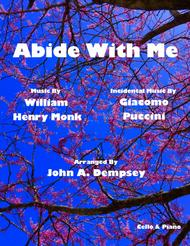 Abide With Me (Cello and Piano)