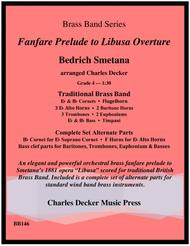 Fanfare Prelude to Libusa Overture for Brass Band