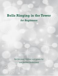 Bells Ringing in the Tower for beginner clarinet & piano