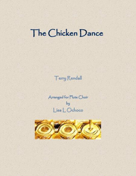 The Chicken Dance for Flute Choir