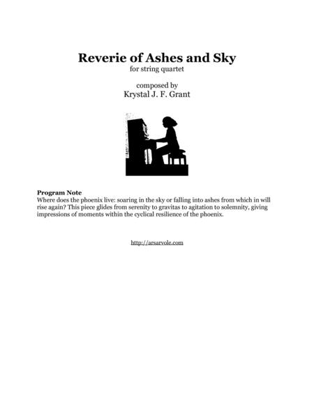 Reverie of Ashes and Sky