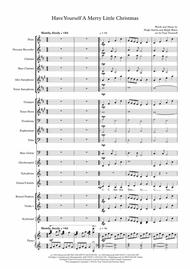 Have Yourself A Merry Little Christmas (Mixed Ensemble)
