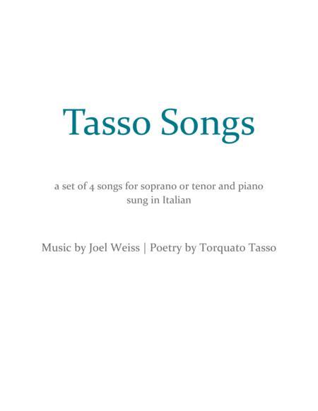 Tasso Songs