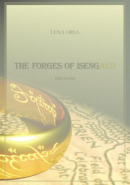 The Forges of Isengard from suite The Lord of the Rings