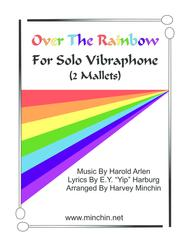 Over The Rainbow for Solo Vibraphone