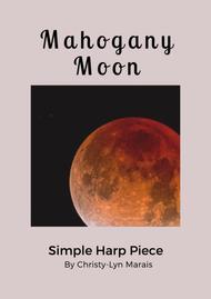 Mahogany Moon (easy harp)