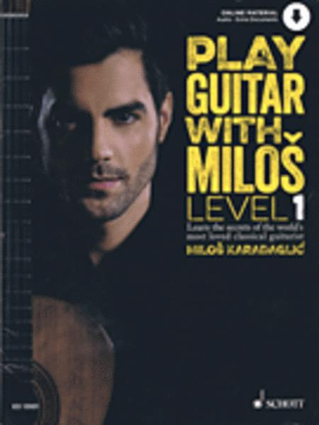 Play Guitar With Milo Book 1