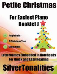 Petite Christmas for Easiest Piano Booklet J