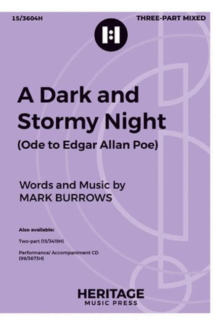 A Dark and Stormy Night