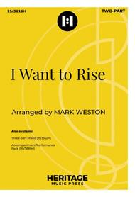 I Want to Rise