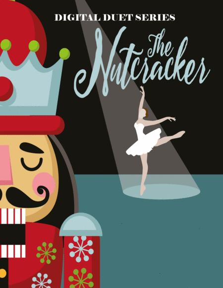 Dance of the Reed Flutes from the Nutcracker for Flute or Oboe or Violin & Flute or Oboe or Violin Duet - Music for Two