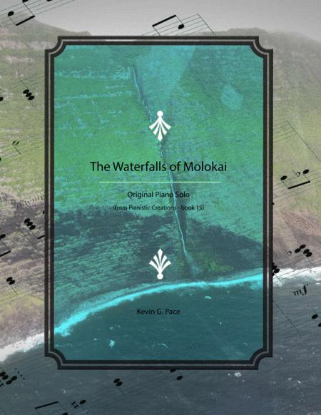 The Waterfalls of Molokai - piano solo