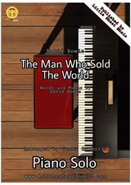The Man Who Sold The World (Piano Solo)