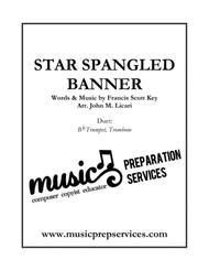 Star Spangled Banner (Trumpet & Trombone Duet)