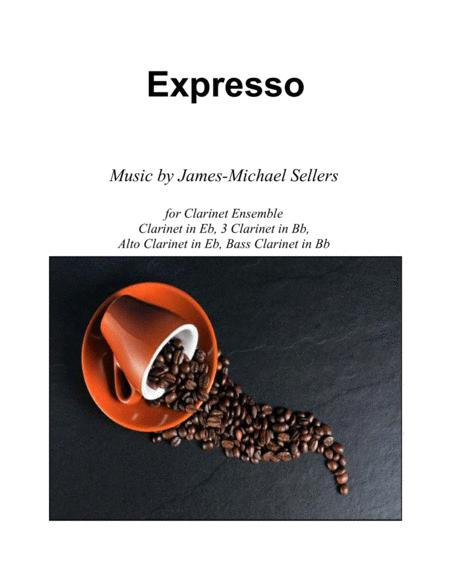 Expresso (for Clarinet Choir)
