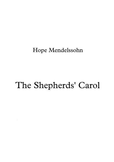 The Shepherds' Carol