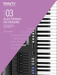 Electronic Keyboard Exam Pieces & Technical Work 2019-2022: Grade 3