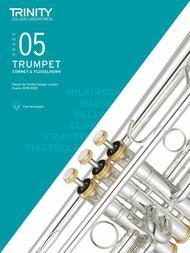 Trumpet, Cornet & Flugelhorn Exam Pieces 2019-2022 Grade 5