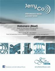 Habanera (Bizet)   3 for 1 PIANO Arrangements – Classical