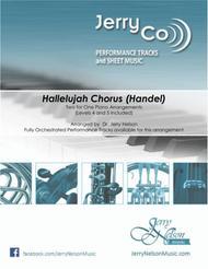 Hallelujah Chorus  (2 for 1 PIANO Arrangements) – Classical