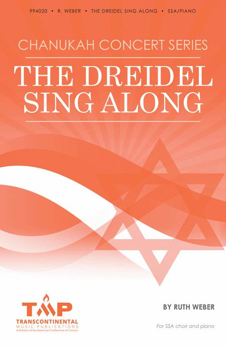 The Dreidel Sing Along