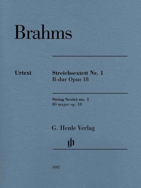 String Sextet No. 1 in B-flat Major, Op. 18