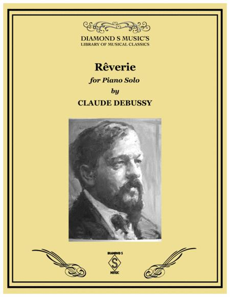 REVERIE by Claude Debussy - PIANO SOLO