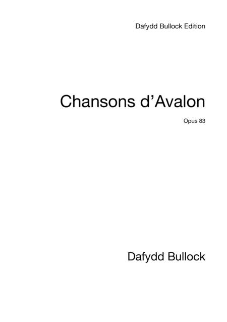 Chansons d'Avalon