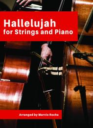 Hallelujah Piano & Strings