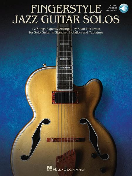 Fingerstyle Jazz Guitar Solos