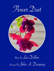 Flower Duet (Viola and Piano)
