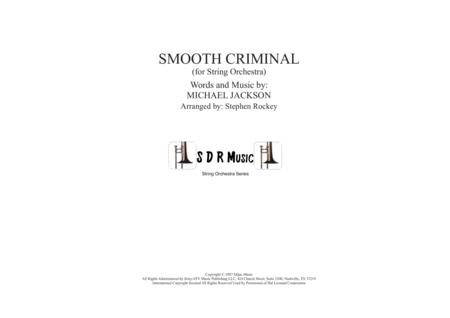 Smooth Criminal for String Orchestra