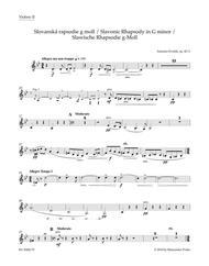 Slavonic Rhapsody in G Minor, Opus 45, No. 2