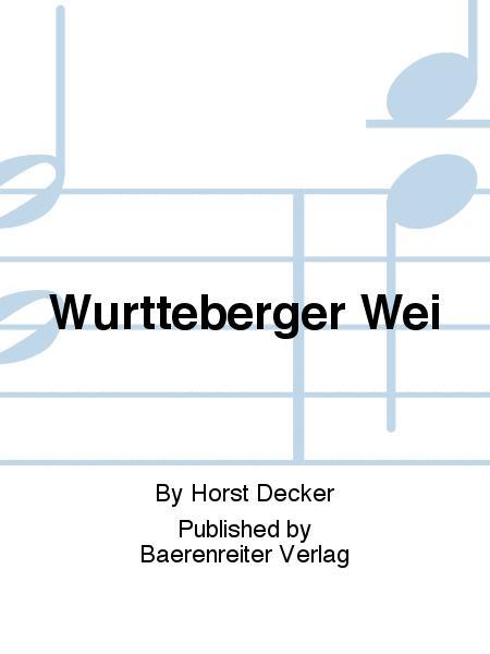 Wurtteberger Wei