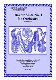 Download Baxter Suite No  1 - Orchestra Score And Parts PDF