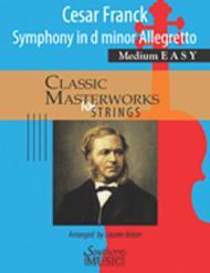 Symphony in D Minor Allegretto