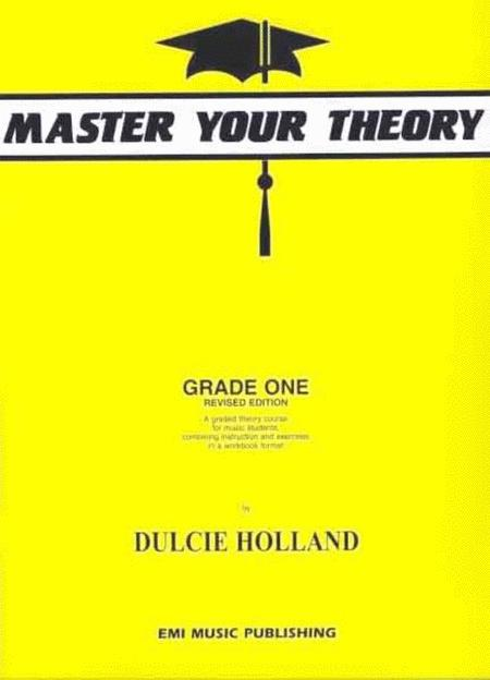 Master Your Theory Grade 1 Myt Yellow