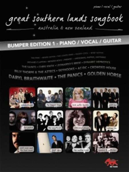 Great Southern Lands Songbook Bumper Edition 1