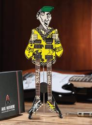 Rick Nielsen(TM) Uncle Dick Doubleneck Model