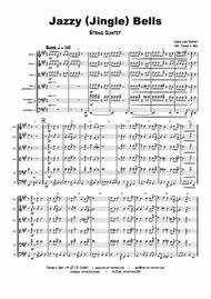 Jazzy Jingle Bells - Christmas Swing - String Quintet